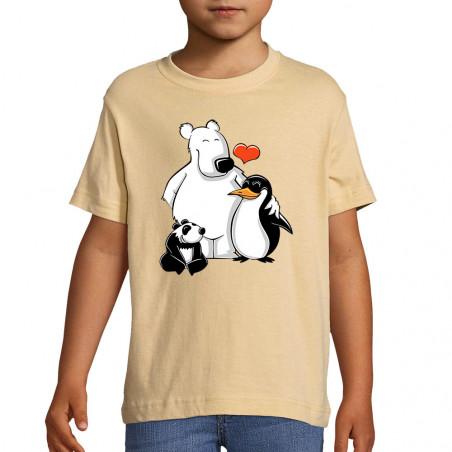 """Tee-shirt enfant """"Petit Panda"""""""
