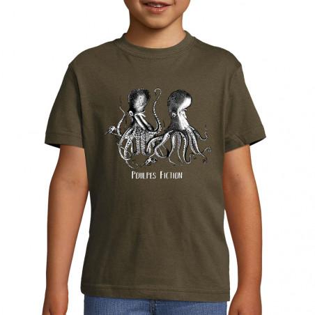 "Tee-shirt enfant ""Poulpes..."