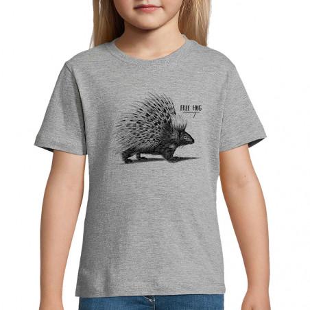 "Tee-shirt enfant ""Free Hug"""