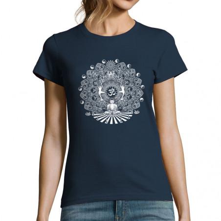 "T-shirt femme ""Buddha in..."