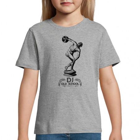 "Tee-shirt enfant ""DJ Old..."
