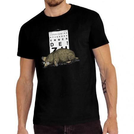 """Tee-shirt homme """"Je suis miro"""""""