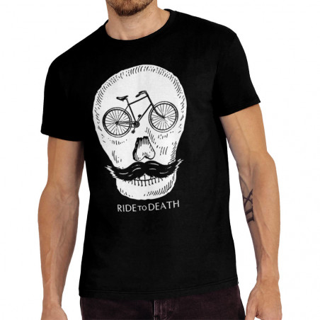 "Tee-shirt homme ""Ride to..."