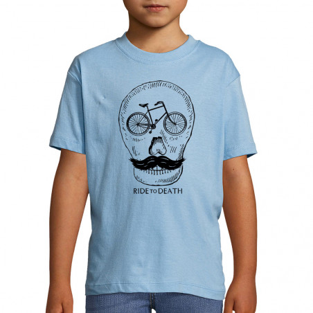 "Tee-shirt enfant ""Ride to..."