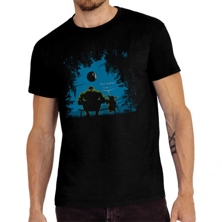 "Tee-shirt homme ""Hulk Father"""