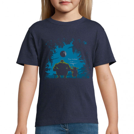 "Tee-shirt enfant ""Hulk Father"""