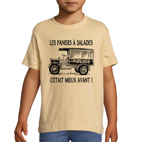 "Tee-shirt enfant ""Les..."