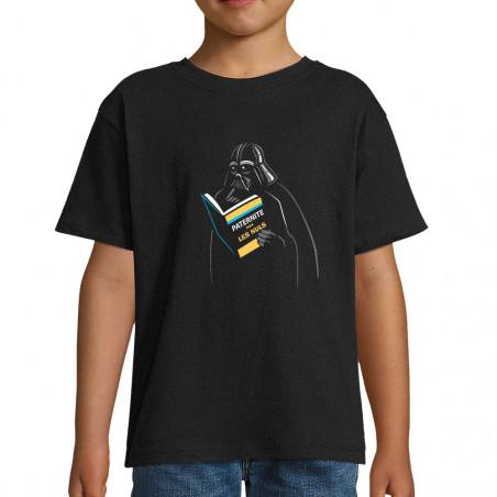 "Tee-shirt enfant ""Dark pour..."