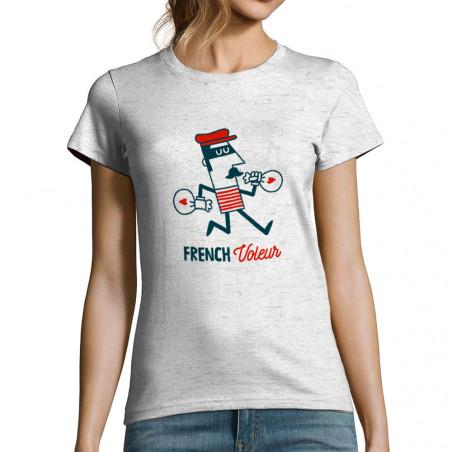 "T-shirt femme ""French Voleur"""