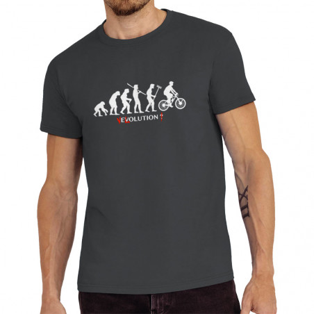 """Tee-shirt homme """"Vélolution"""""""