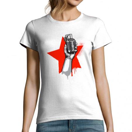 """T-shirt femme """"Resist"""""""