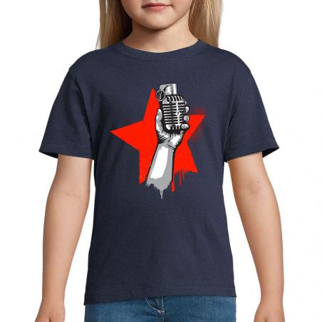 "Tee-shirt enfant ""Resist"""
