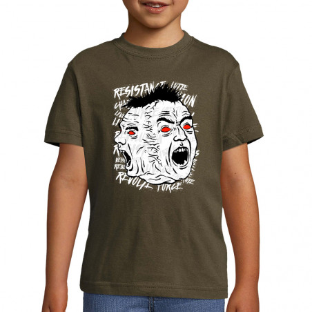 "Tee-shirt enfant ""Siamese"""
