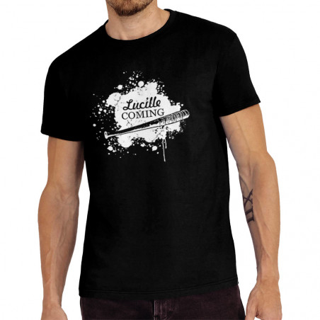 """Tee-shirt homme """"Lucille is..."""