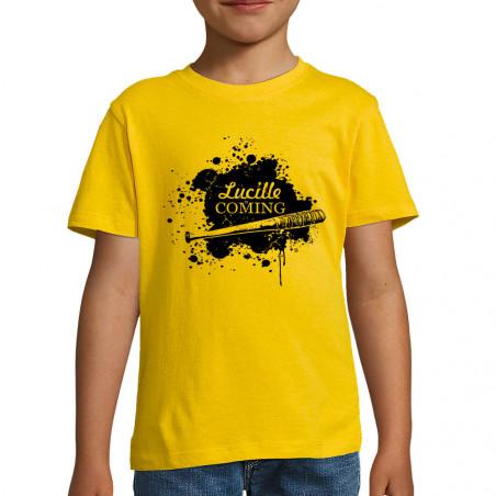 "Tee-shirt enfant ""Lucille..."