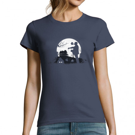 """T-shirt femme """"Hitch Angry"""""""