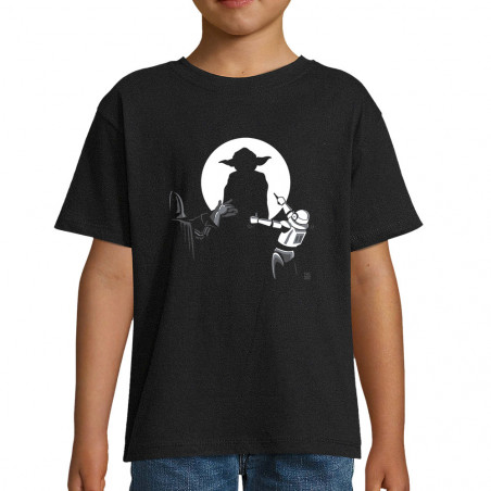 "Tee-shirt enfant ""Dark Ombre"""