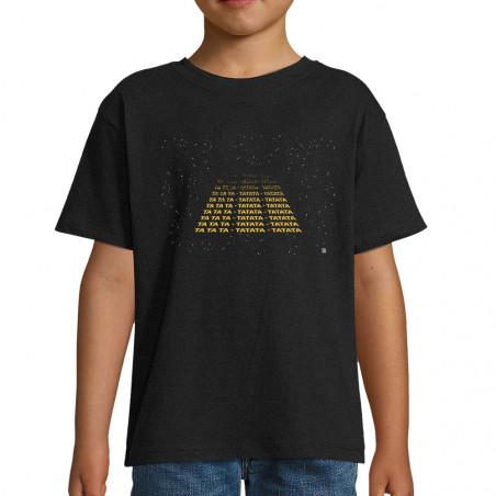 "Tee-shirt enfant ""Tatata..."