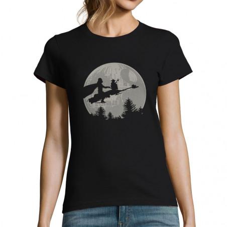 """T-shirt femme """"Yoda..."""