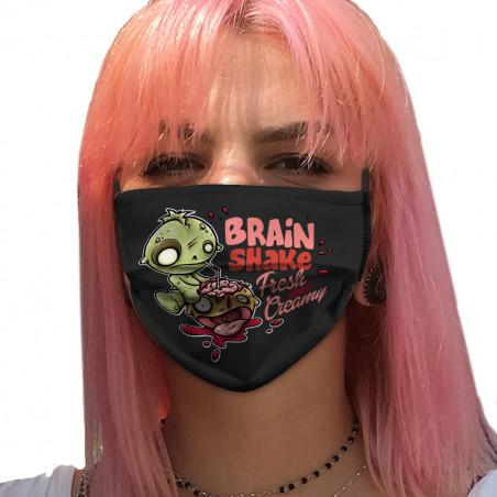 """Masque en tissu """"Brain Shake"""""""