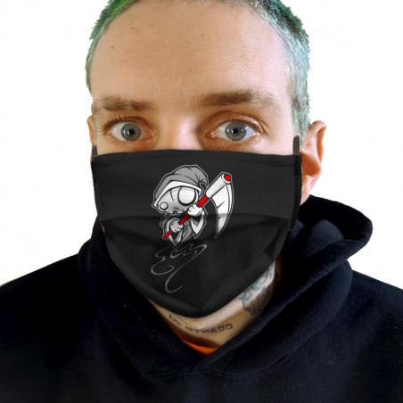 """Masque en tissu """"Puppet..."""