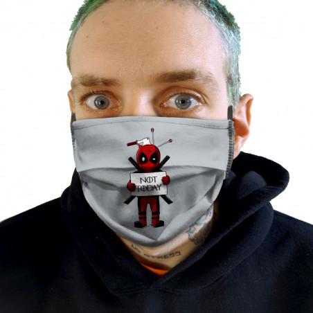 "Masque en tissu ""Deadpool -..."