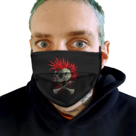 """Masque en tissu """"Iroskull"""""""