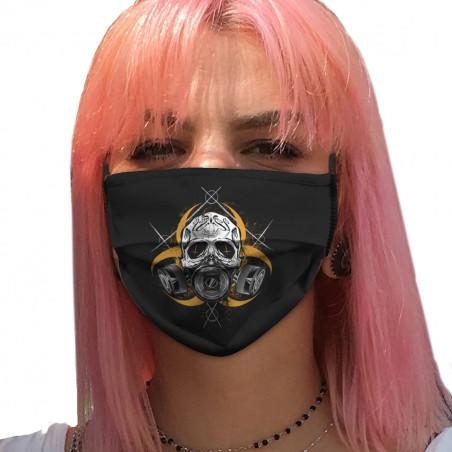 "Masque en tissu ""Nuclear..."