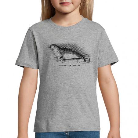 "Tee-shirt enfant ""Phoque..."