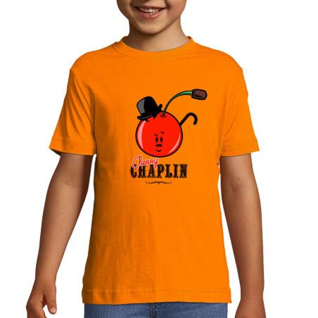 "Tee-shirt enfant ""Cherry..."