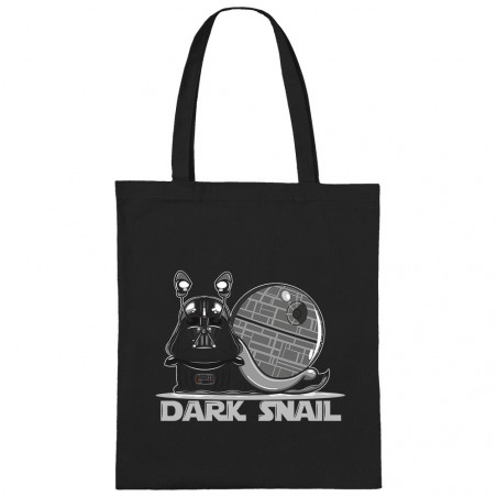 "Sac shopping en toile ""Dark..."
