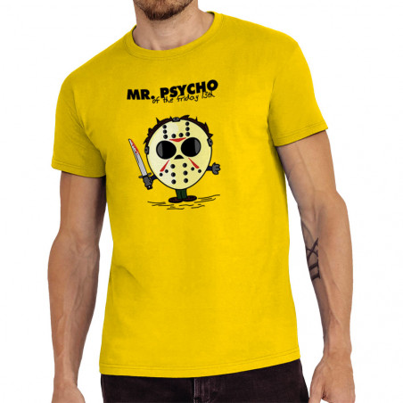 "Tee-shirt homme ""Mr Psycho"""