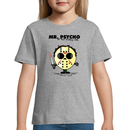 "Tee-shirt enfant ""Mr Psycho"""