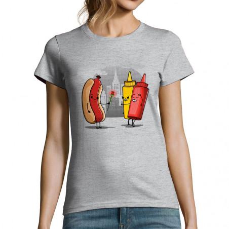 "T-shirt femme ""NYC Romance"""