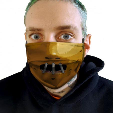 "Masque en tissu ""Hannibal..."