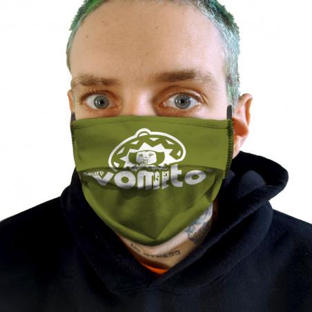 """Masque en tissu """"Vomito"""""""