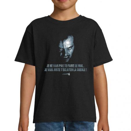 """Tee-shirt enfant """"T'éclater..."""