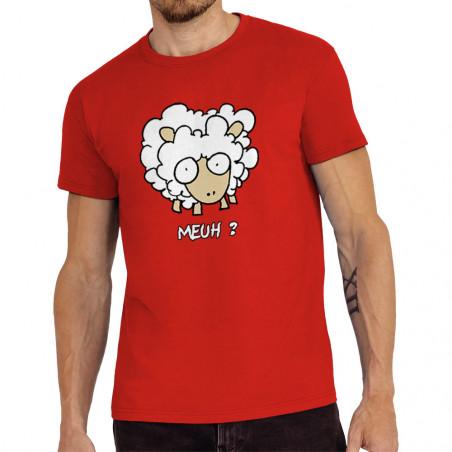 """Tee-shirt homme """"Meuh"""""""