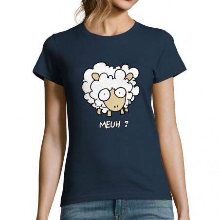 """T-shirt femme """"Meuh"""""""