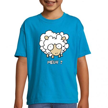 "Tee-shirt enfant ""Meuh"""