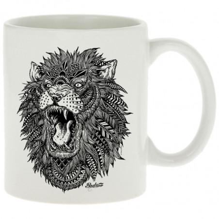 "Mug ""Bad River - Roaring Lion"""