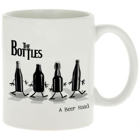 """Mug """"The Bottles"""""""