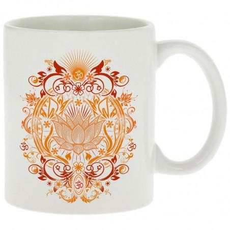"""Mug """"Lotus Blossom"""""""
