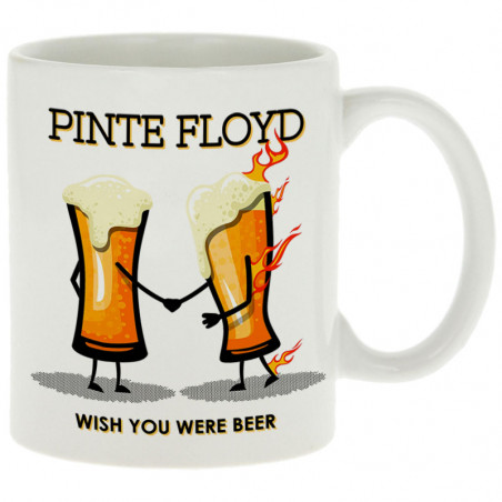 "Mug ""Pinte Floyd"""