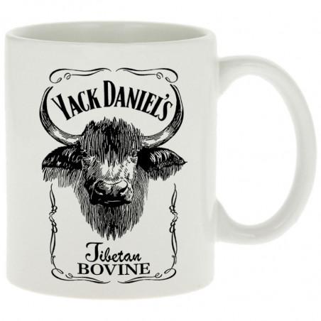"""Mug """"Yack Daniel's"""""""