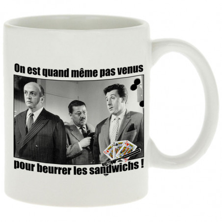 "Mug ""Tontons Flingueurs..."