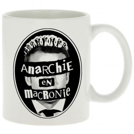"""Mug """"Anarchie en Macronie"""""""