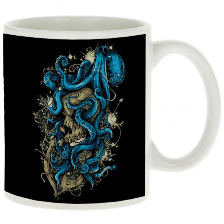"Mug ""Santa Muerte - Octopus..."