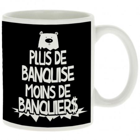 """Mug """"Plus de banquise"""""""