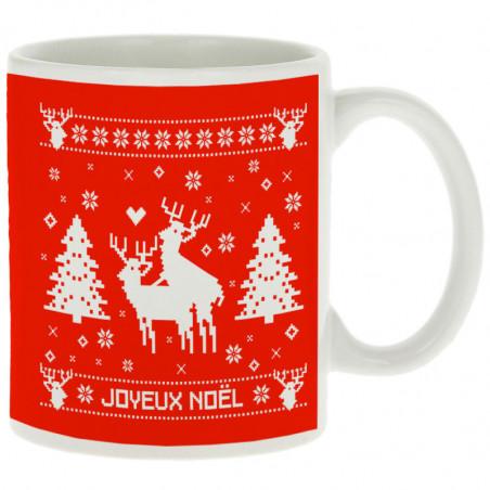 """Mug """"Joyeux Noël"""""""